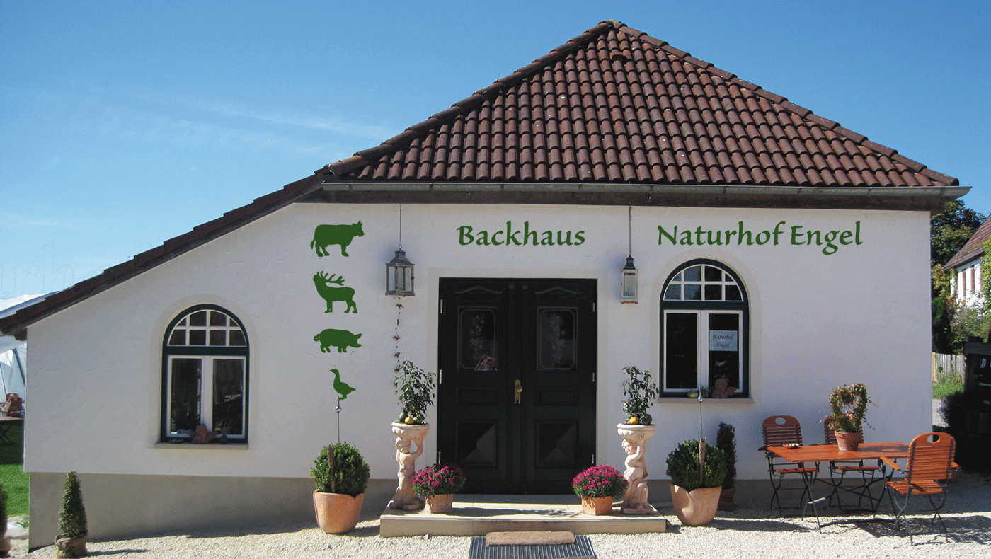 Naturhof Engel Erlebnisgastronomie Backhaus
