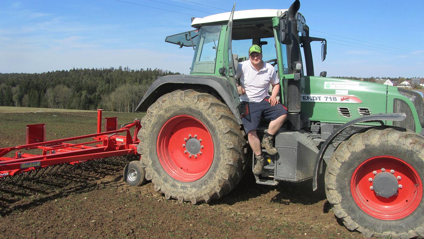 Unser Naturhof Landwirtschaft