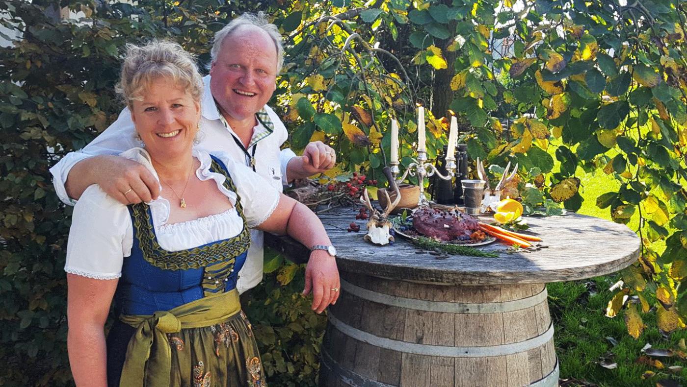 Naturhof Engel Viktor und Andrea